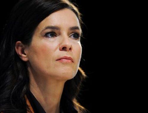 Kati Witt wettert gegen den Lockdown